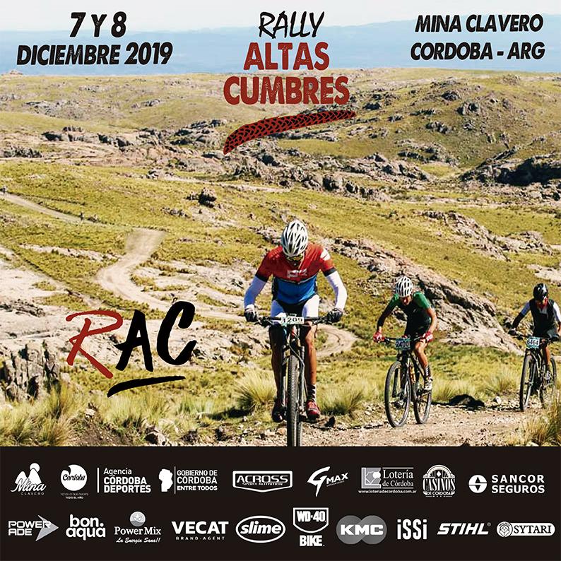 Rally Altas Cumbres 2019